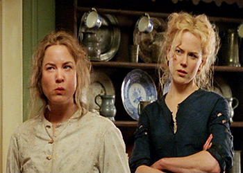 the strong women of Cold Mountain